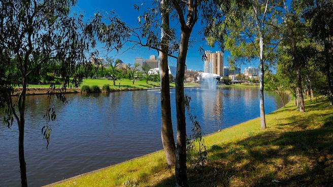 Adelaide parklands