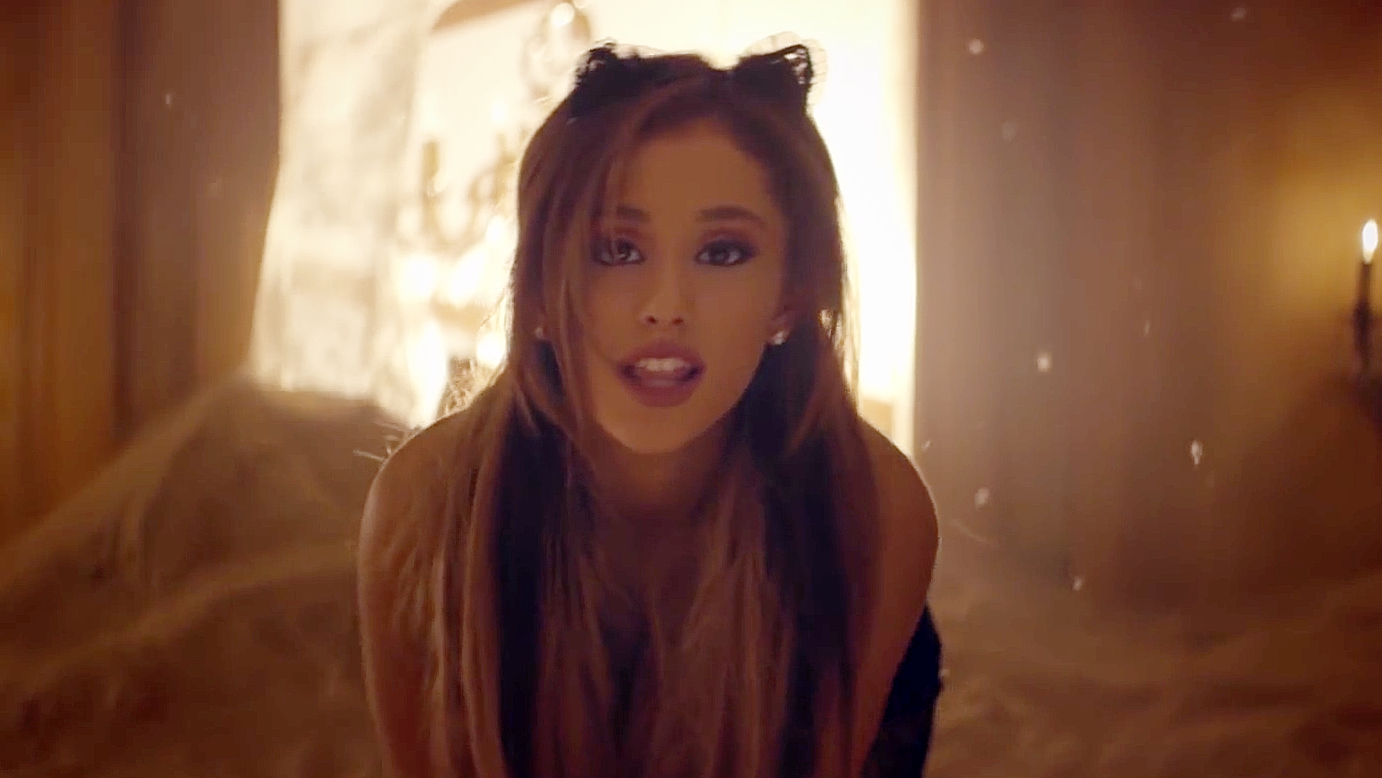 "Ariana Grande ""Love Me Harder"" music video featuring The ..."