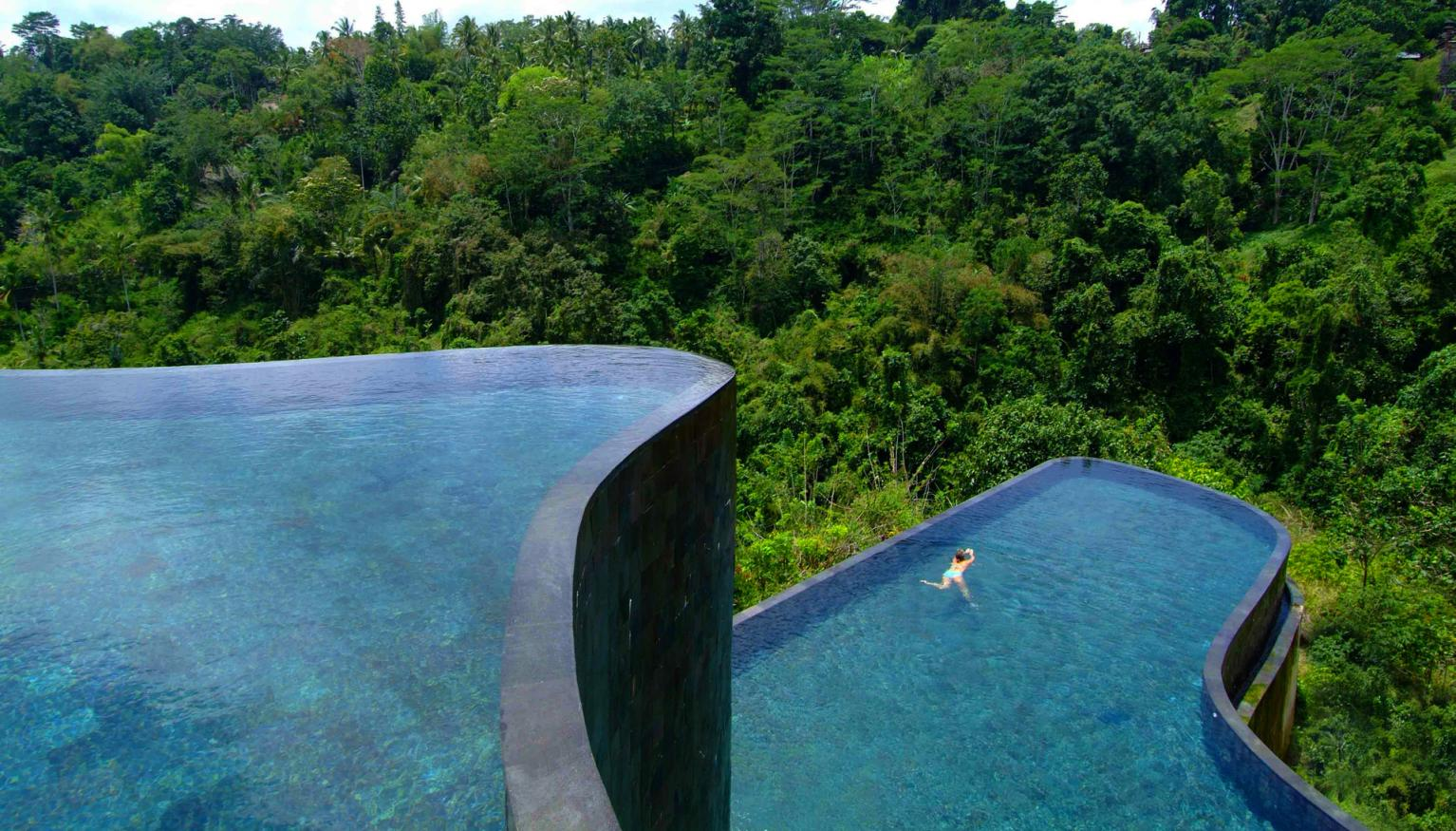 This Very Instagrammable Hotel Needs To Be On Your Bali Itinerary. 15 Mar  2016. 1 Min Read. HANGING GARDENS UBUD