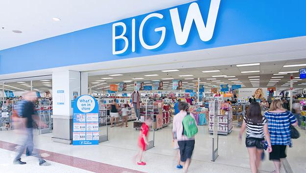 SHUTTING DOWN: Warwick's Big W DC to close