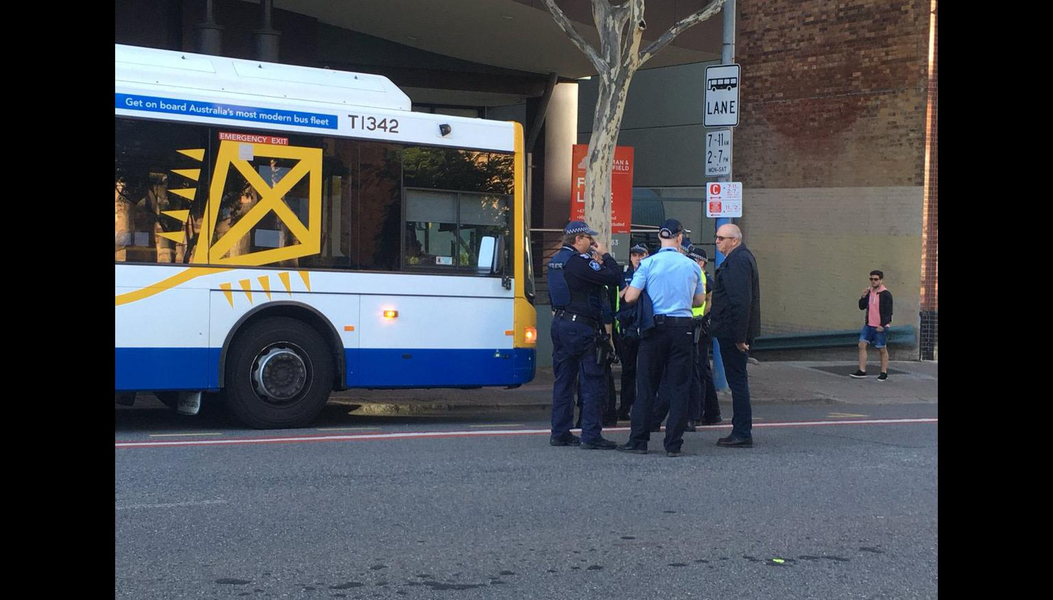 a woman has been killeda bus in brisbane's cbd | nova 1069