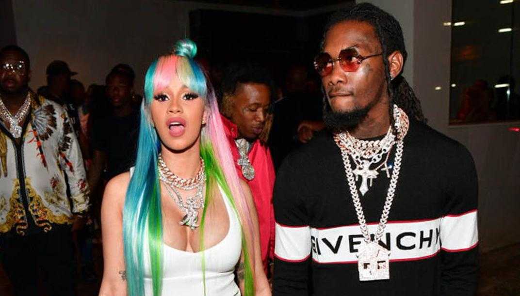 Cardi B Confirms She Married Offset In September: Cardi B Confirms She Is Married