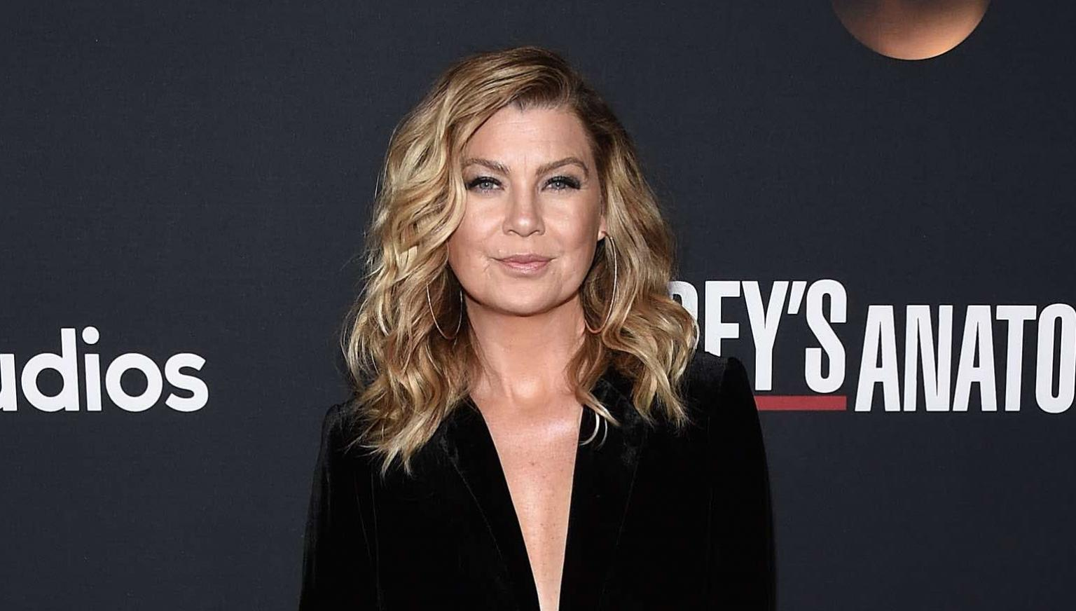 Ellen Pompeo Speaks About Patrick Dempseys Exit From Greys