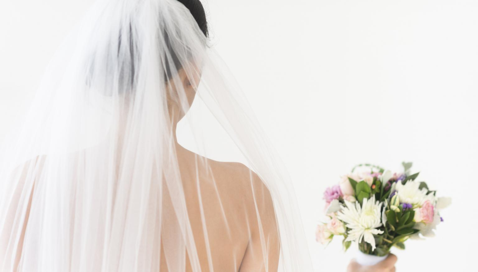 The traditional reasons women wear veils on their wedding day | smooth