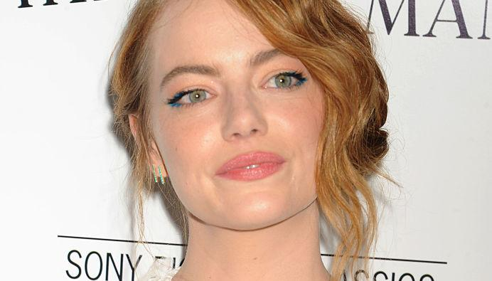 Emma Stones New Hair Do Makes Her Look Almost Unrecognisable Smooth