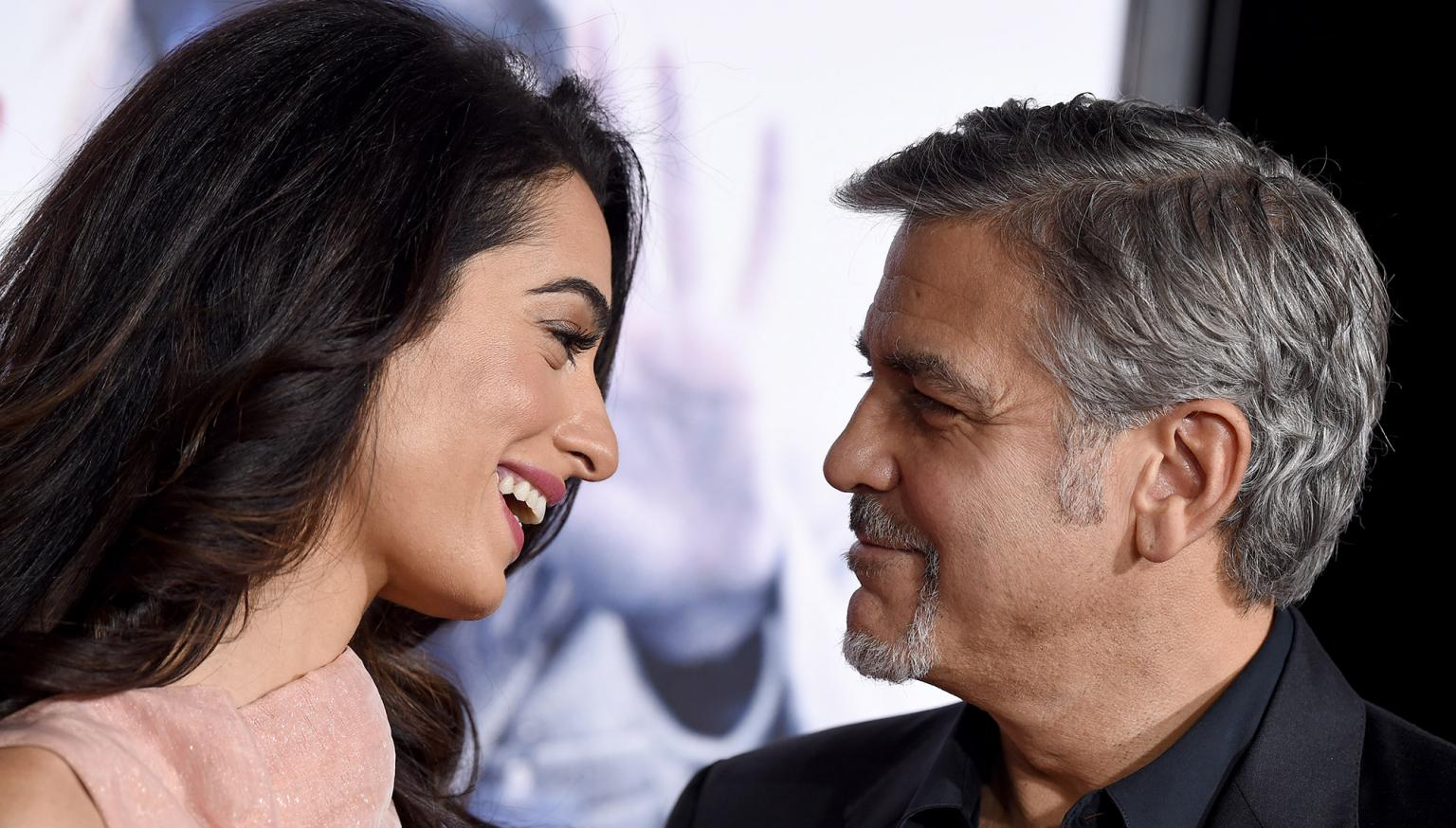 George And Amal Clooney Welcome Their Twins Smooth