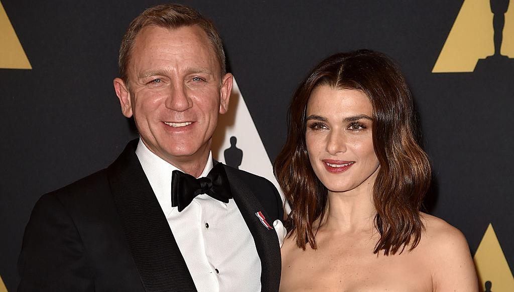 Rachel Weisz 48 Welcomes Baby Daughter With Husband Daniel Craig
