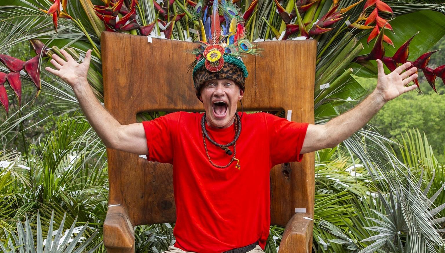 Richard Reid Lost 14kgs On The Jungle Diet Nova 1069