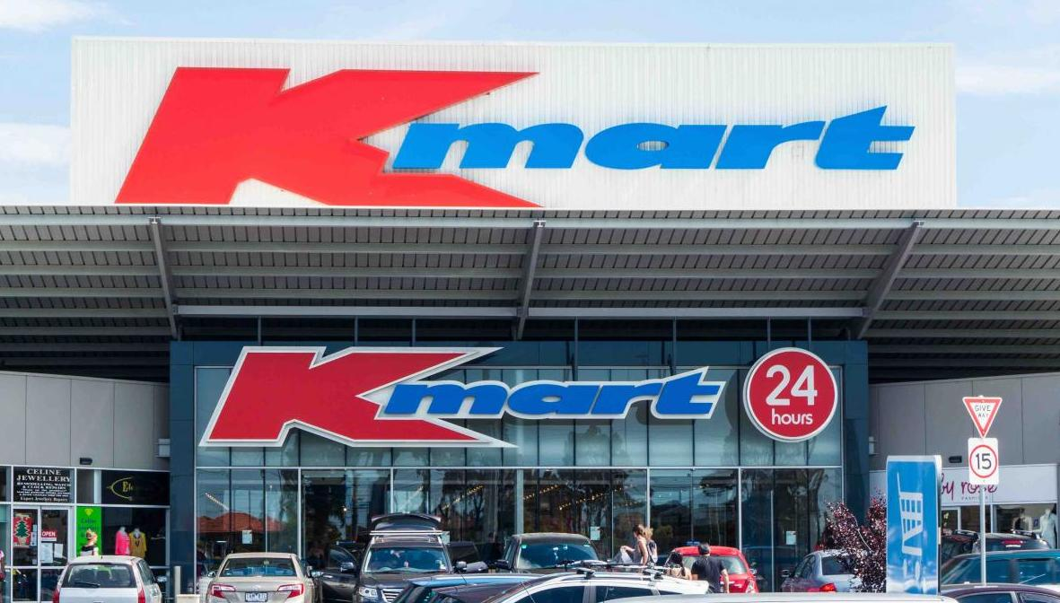 Kmart.Getty