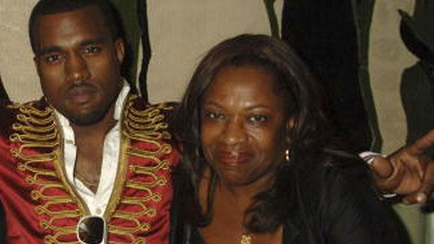 Kanye West rapping with his late Mum makes us want to cry