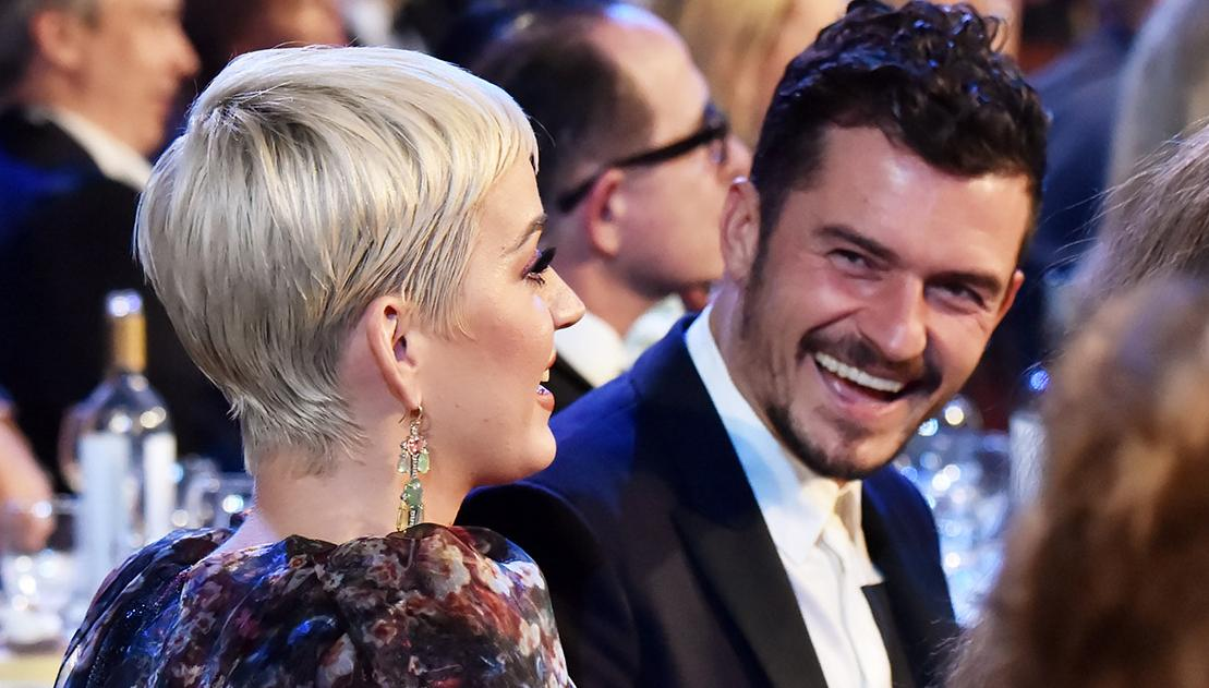 Orlando Bloom Chose Nearly Identical Rings For Katy Perry
