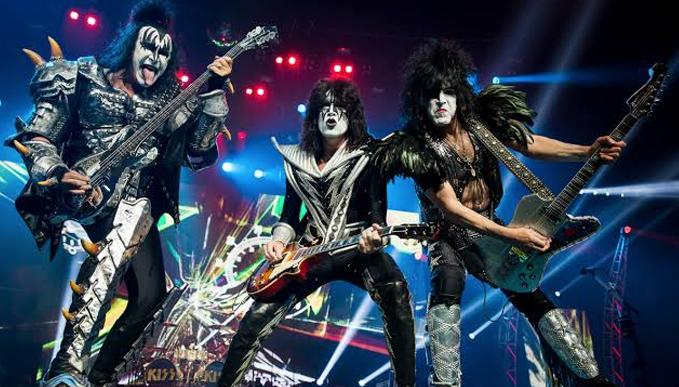 Kiss cancels only New Zealand show on world tour