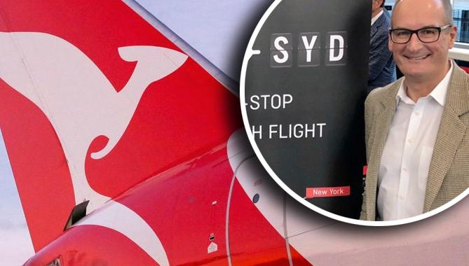 Qantas Completes 19-Hour Test Flight Between New York and Sydney