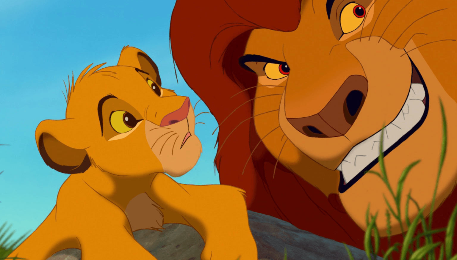 Uncategorized Lion King Mufasa the actors playing simba and mufasa in lion king remake have disney