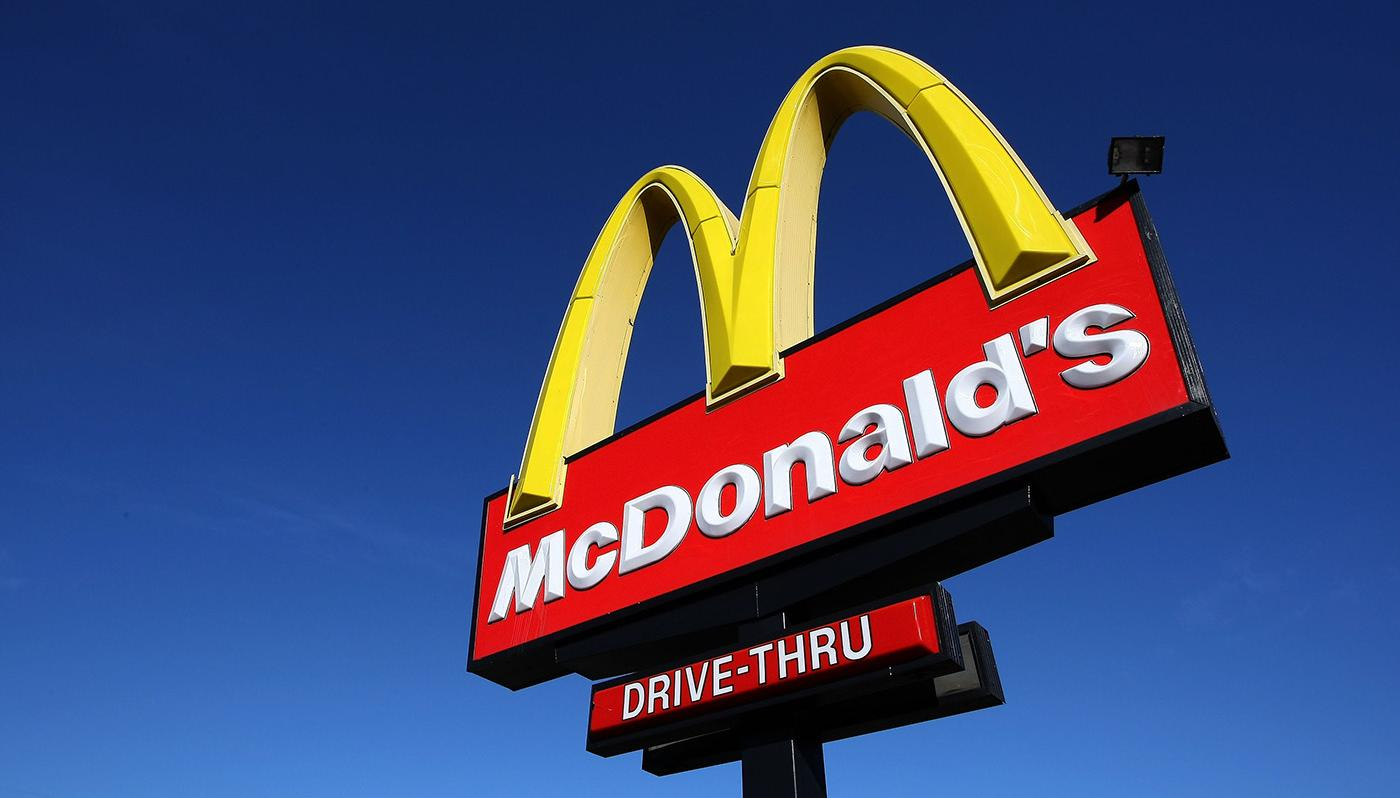 mcdonald s workers warn consumers not to order filet o fish smooth mcdonalds sign