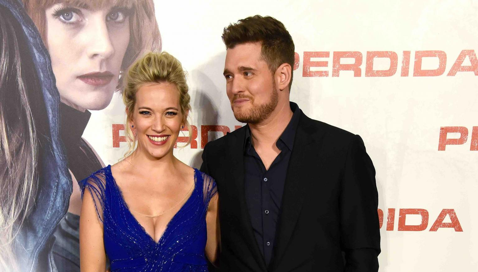 michael buble and luisana lopilato welcome baby girl smooth