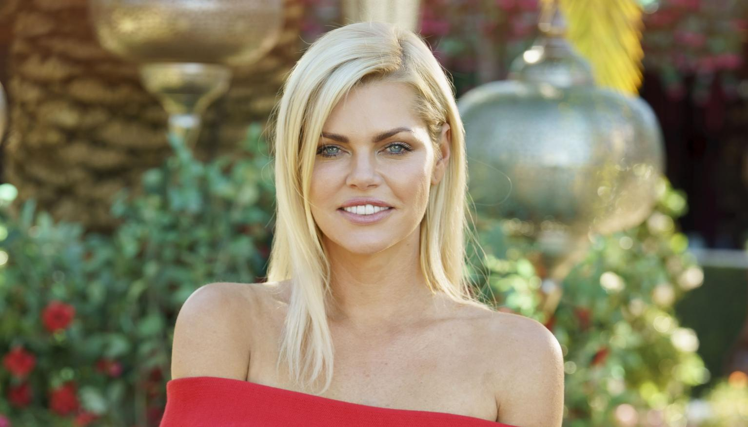 BACHELORETTE SOPHIE MONK The Rose Ceremony