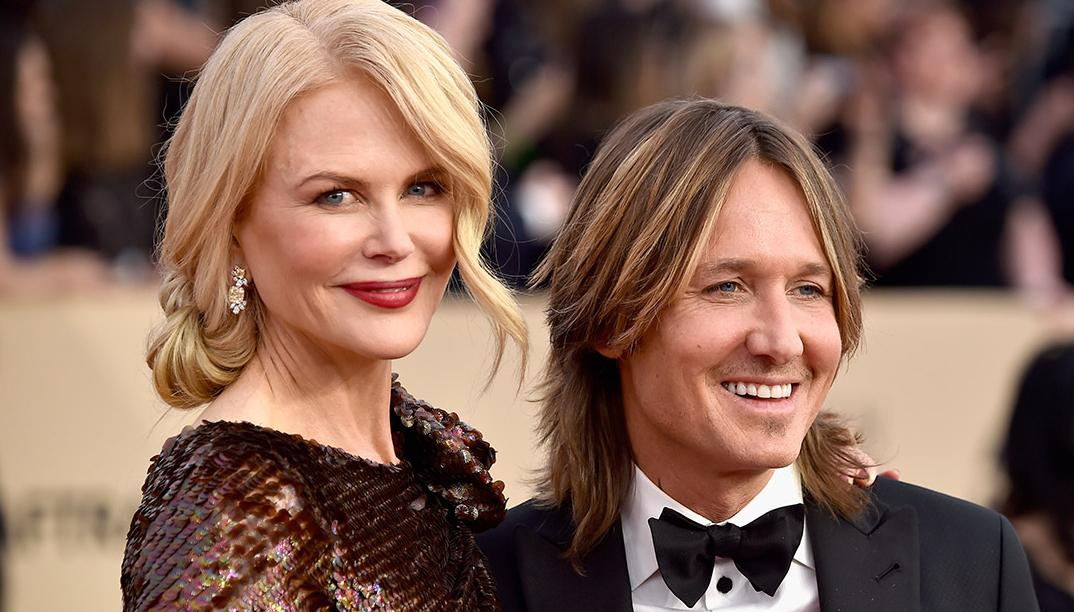 Odd Things About Nicole Kidman Keith Urban S Marriage: Nicole Kidman Reveals The Strange Secret To Her Happy