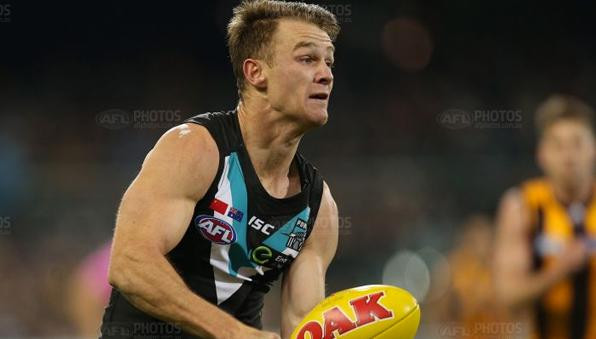 Robbie Gray Has Pulled Out Of The AFLX