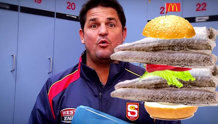 Stephen Rowe builds his ultimate state burger   FIVEaa