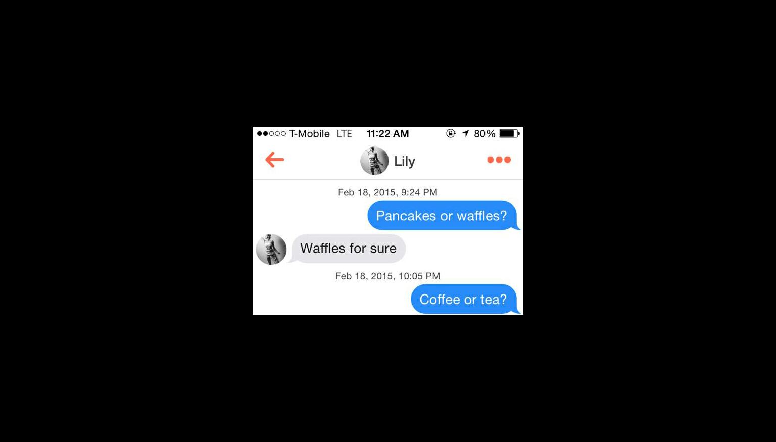 Tinder dating success rate