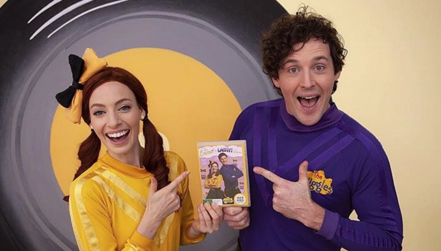 The wiggles emma and lachy dating apps