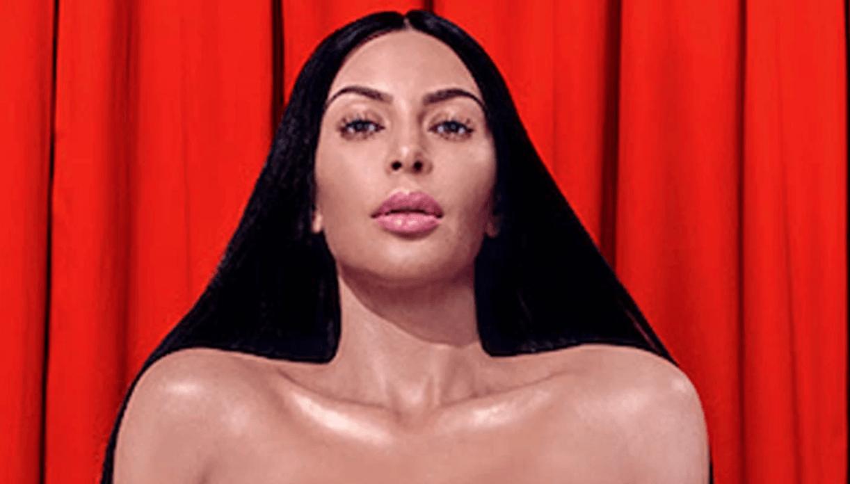 Kim k nude Nude Photos