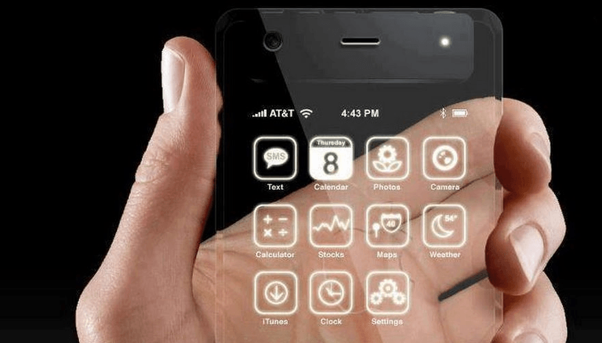 Apple Planning Radical Redesign For IPhone 8