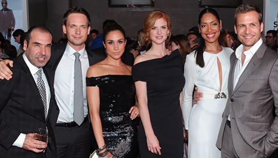 Suits Staffel 8 Cast