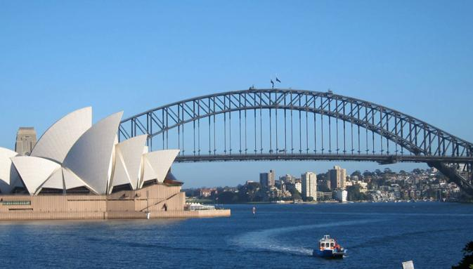 Cruise Ship Passengers In Sydney Harbour Cleared Of Coronavirus