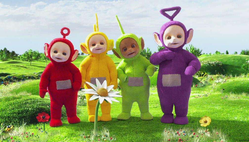 The Teletubbies had babies together and the Internet has a ...