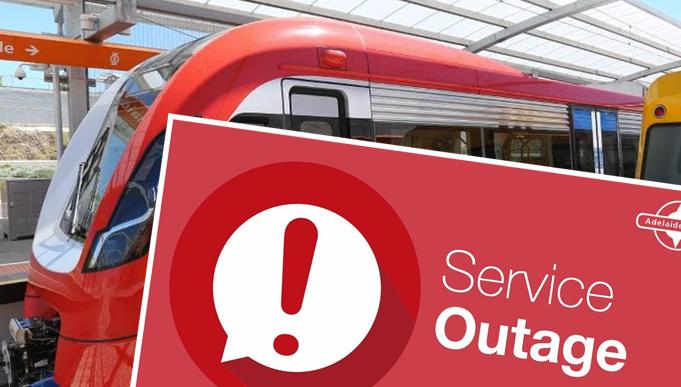 Adelaide Metro Is Reporting Numerous Delays And Outages Due To Heat