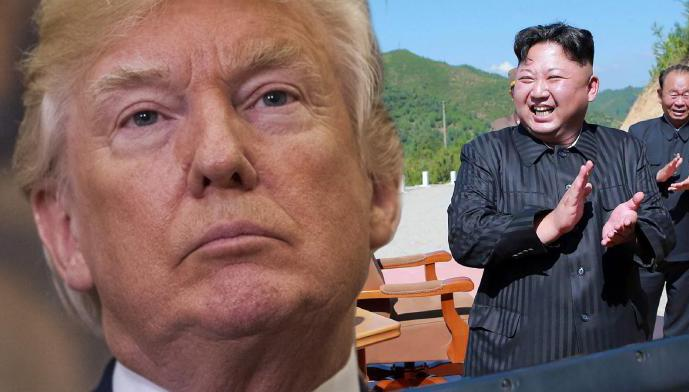 President Trump, Kim Jong Un Battle With Words