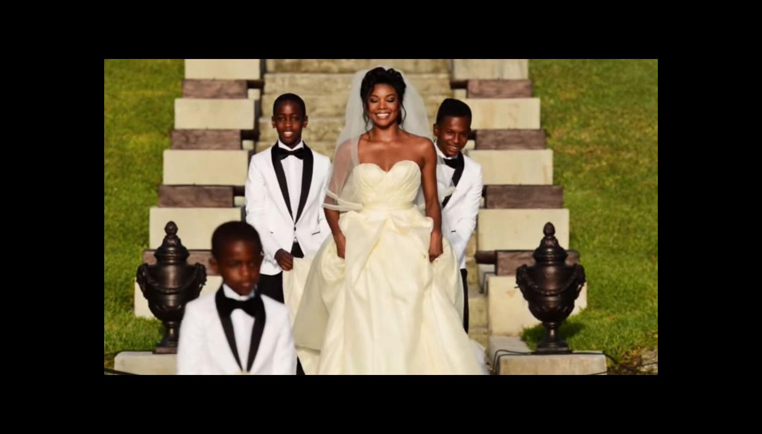 Gabrielle union and dwayne wades wedding video is insane smooth gabrielle union and dwayne wades wedding video is insane junglespirit Choice Image