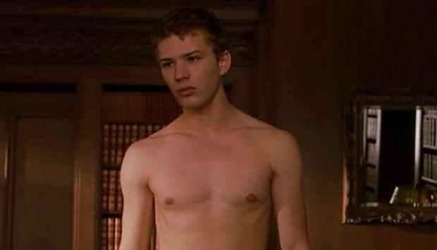 16 years on from 'Cr... Ryan Phillippe Cruel Intentions