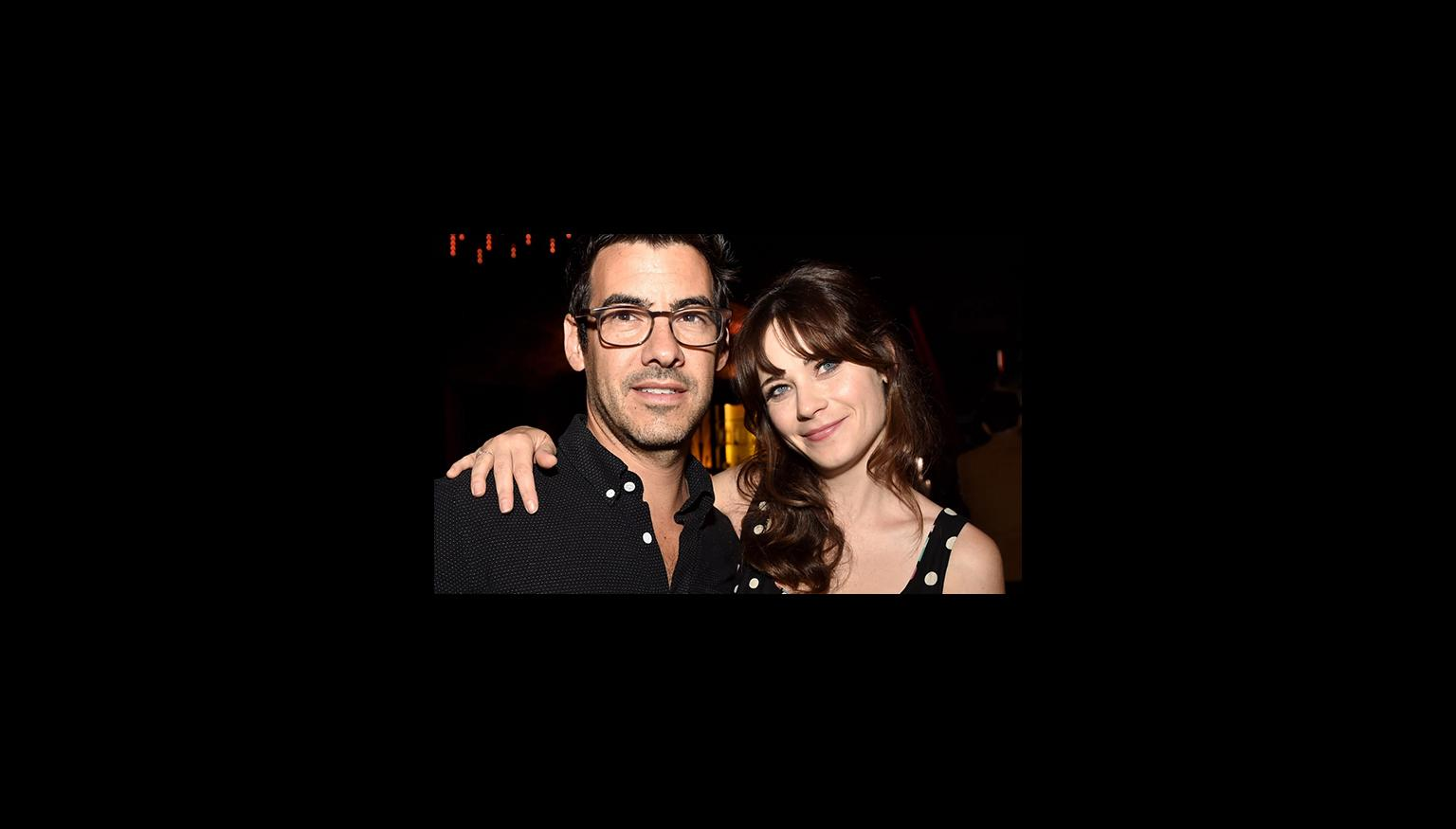 Zooey Deschanel and fiancé welcome beautiful baby girl!   smooth