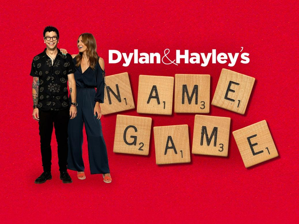 Dylan & Hayley's Name Game