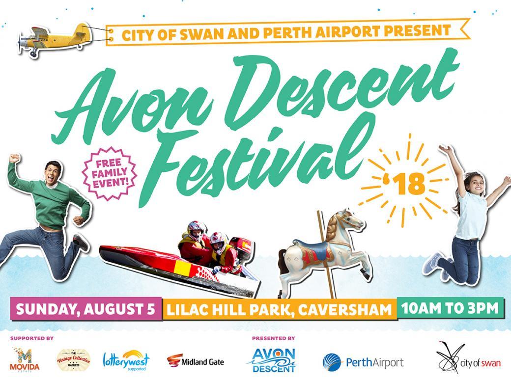 Win a VIP Experience at the Avon Descent Festival 2018