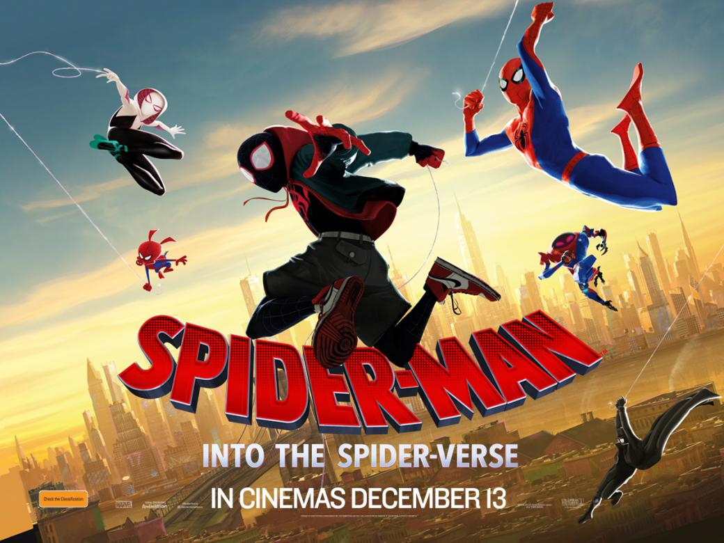 Be one of the first in Sydney to see SPIDER-MAN: INTO THE SPIDER-VERSE