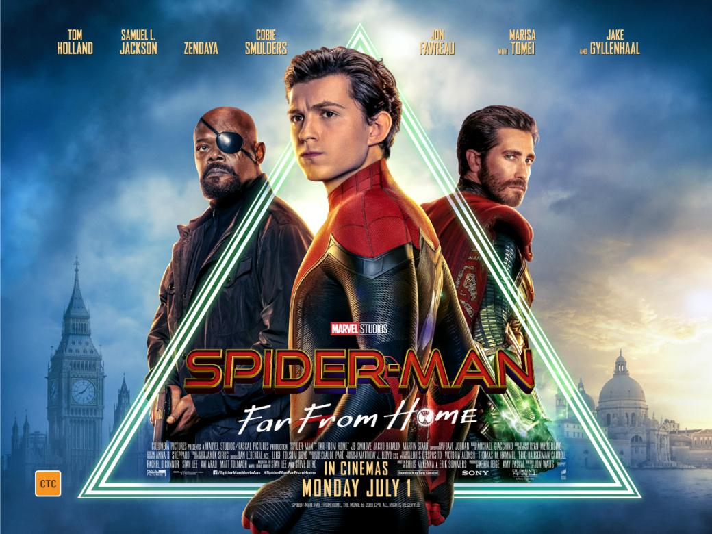 Win A Double Pass To The Exclusive Preview Screening Of Spider-Man: Far From Home