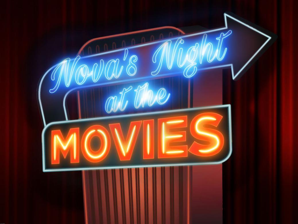 Nova's Night At The Movies Advance Screening Of Aladdin!