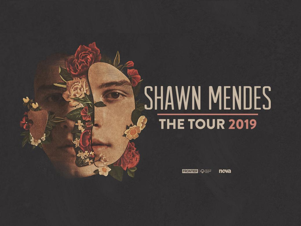 Nova's sending you to see Shawn Mendes - The Tour LIVE!