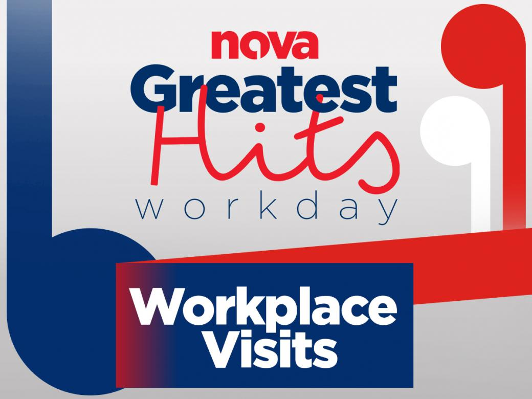 Greatest Hits - Workday visits