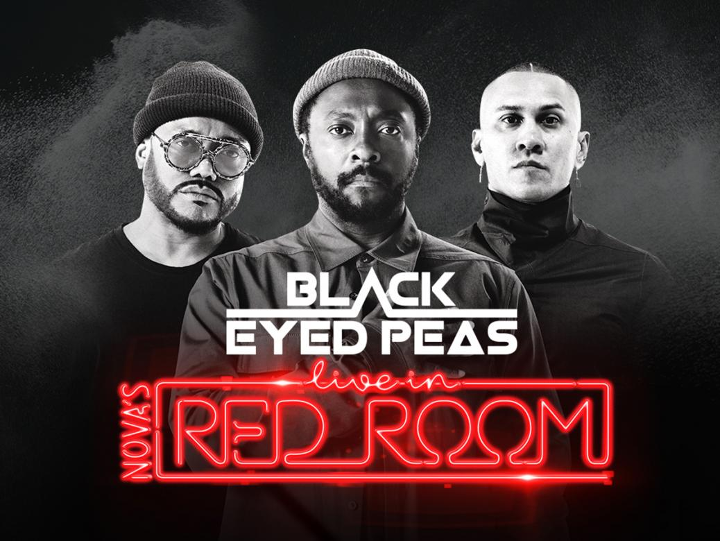 Smallzy's sending YOU to see The Black Eyed Peas LIVE in Nova's Red Room!