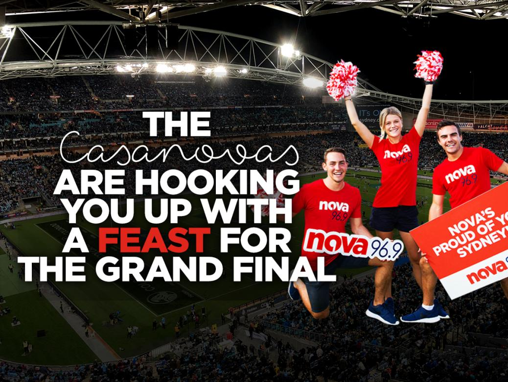 Win Your Grand Final Feast!