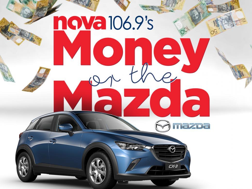 Money or the Mazda