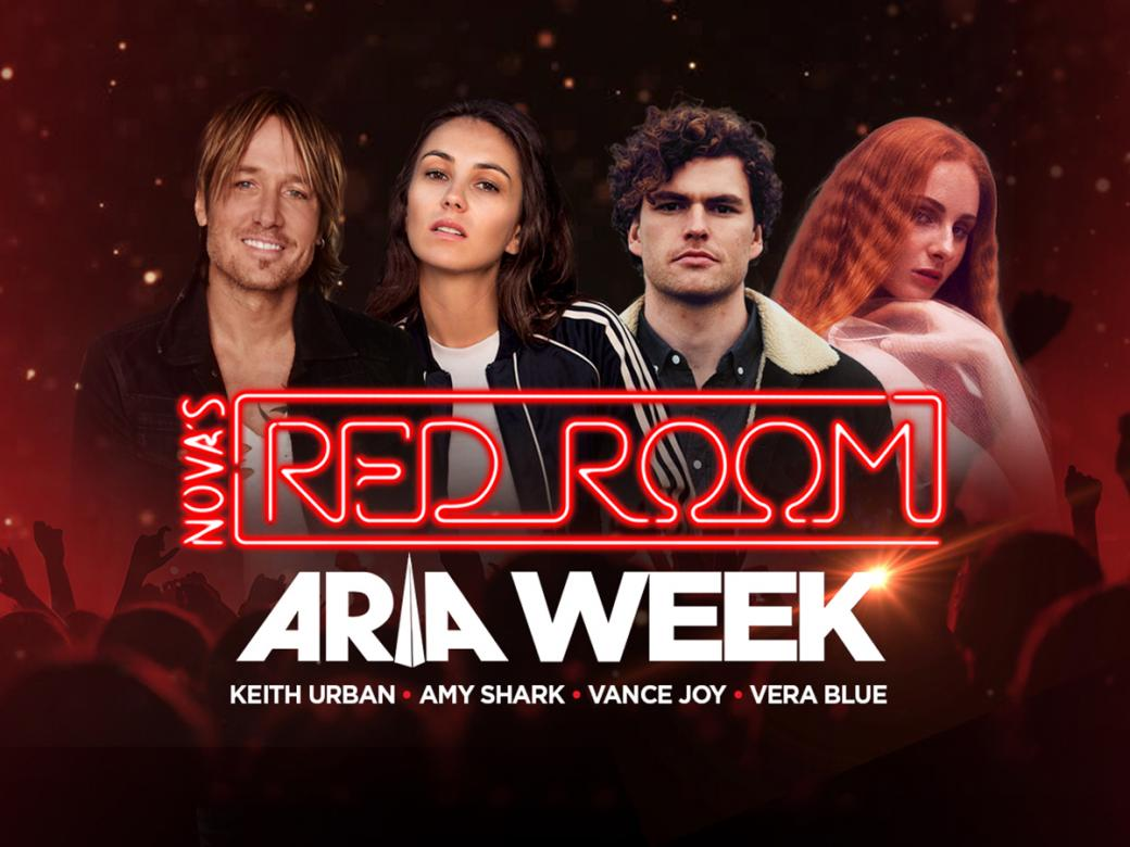 Smallzy's sending YOU to Nova's Red Room ARIA Week!