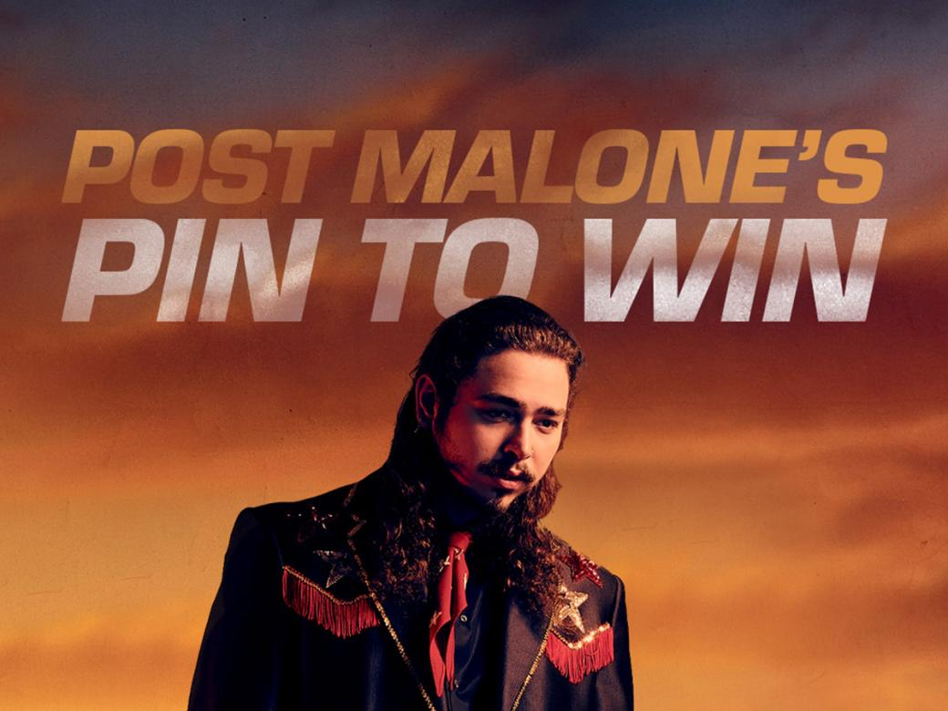 Smallzy's sending YOU to see POST MALONE LIVE!