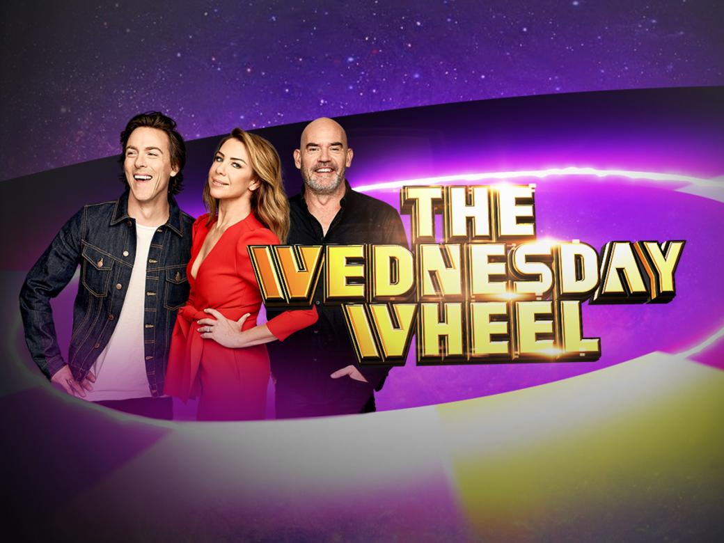 Win Big Playing Kate, Tim And Marty's Wednesday Wheel!