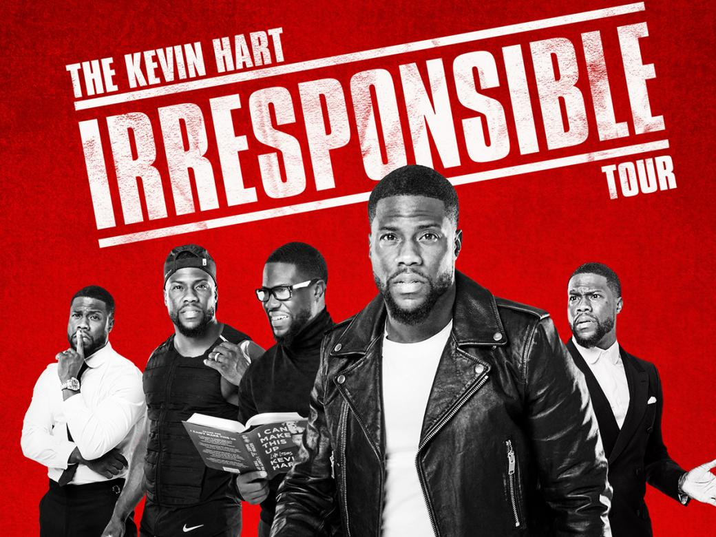 Smallzy's sending YOU to see KEVIN HART LIVE!